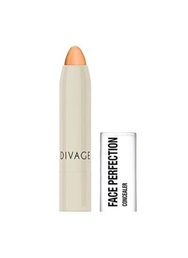 Divage Divage Face Perfection Chubby Concealer - Kapatıcı 06 Renksiz